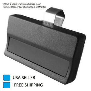 390MHz-Garage-Door-Remote-Control-Opener-For-971LM-Liftmaster-Chamberlain-Sears