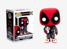 Funko LLC 31118 Pop Marvel Deadpool Playtime-deadpool in Robe
