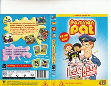 Postman Pat:Ice Cream Machine-1981/2013-TV Series UK-4 Episodes-DVD