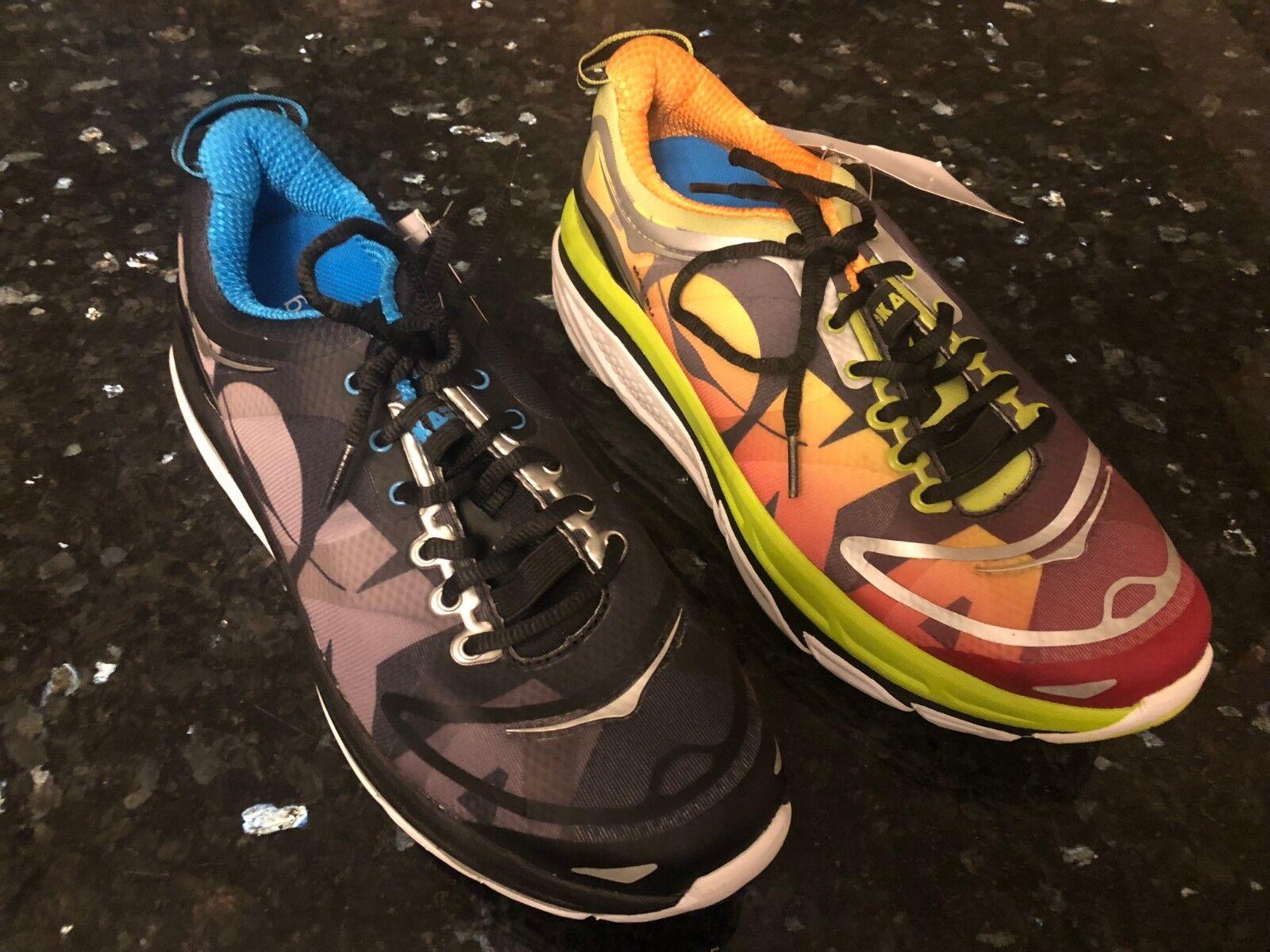 New Uomo HOKA ONE ONE Malibu Ortho Running Athletic Shoes   9 EU 42 2/3