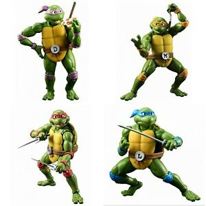 Teenage Mutant Ninja Turtles by Bandai S.H. Figuarts Select Your Favoirte TMNT