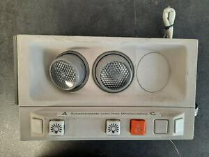 Original-Airbus-Reading-Light-Panel-Leselampe-gebraucht-509