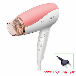 NEW Philips BHC111 09 SPA Shine Hair Dryer 220V 1600W Foldable Ionic ... 8b759d04b6