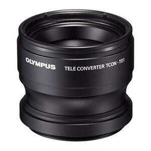 OLYMPUS-Teleconverter-TCON-T01-1-7x-for-TG-1-TG-2-TG-3-TG-4-w-Tracking-NEW