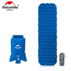 Nylon-TPU-Sleeping-Pad-Lightweight-Moisture-proof-Air-Mattress-Portable-Camping
