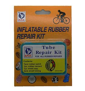 Parches Bicicleta Autoadhesivos Bici Reparacion Pinchazo Mtb Carretera Kit Set