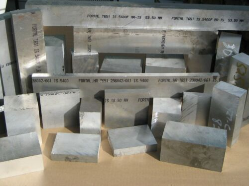 Aluminum Plate 15 Pound Hobby Box Assortment