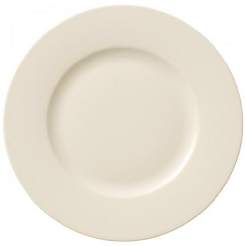 Frühstücksteller 22 cm V/&B For Me Teller flach weiß Villeroy/& Boch
