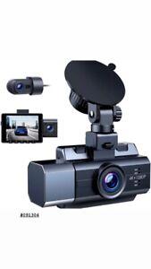 CamPark DC40 4k+1080P Dash Cam