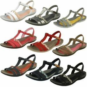90c9cd285a31 Image is loading Ladies-Clarks-Casual-Sandals-Tealite-Grace