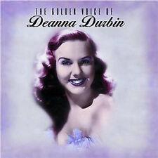 DEANNA DURBIN THE GOLDEN VOICE OF NEW CD 1940's HITMAKER / MOVIE STAR