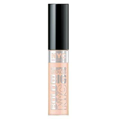 NYC Big Bold Gloss - Voluminous Peach