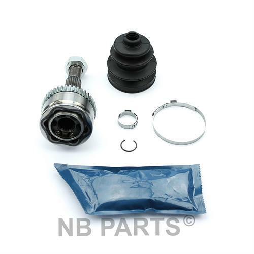 Gelenksatz Antriebswelle vorne radseitig für Nissan Micra II K11 1.0 16V mit ABS