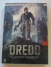 DVD DREDD - Karl URBAN / Olivia THIRLBY