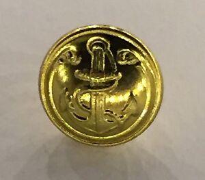 wohl ab 2010 °° Hübscher Metall-Zierknopf goldene Sonne und Silbermond
