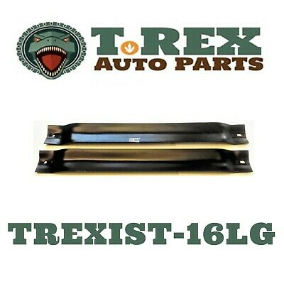 Fuel Tank Strap Compatible with FORD F-SERIES 1980-1997 19-gal//side mount Set of 2 21.5 in. and 25.5 in. Length