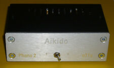 Aikido Phono 2 ,FET Phono / Riaa Vor Verstärker für MM Tonabnehmer
