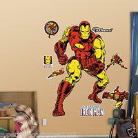The Avengers Iron Man Classic Fathead Marvel Comics Brand 96019
