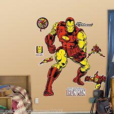 The Avengers Iron Man Classic Fathead Marvel Comics Brand New 96019