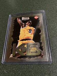 1998 Collector's Edge Impulse KB8 Kobe Bryant Holofoil #2 Lakers