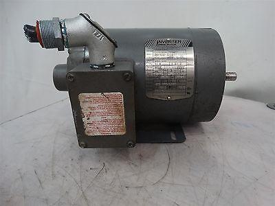 BALDOR ELECTRIC INVERTER DRIVE MOTOR IDNM3538