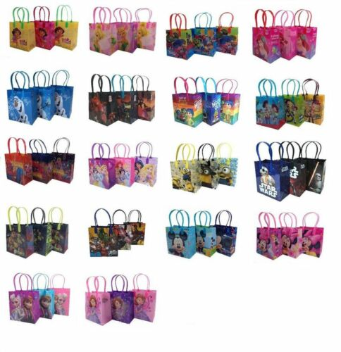 20 bags PRINCESS Party Favor Goody gift Candy bags birthday mickey minnie