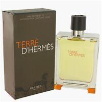 Terre D'hermes - Hermes - Edt Vaporisateur De 200ml Neuf / Blister