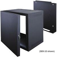 Middle Atlantic Sbx-7 Wall Mount Rack Cabinet 7ru on Sale