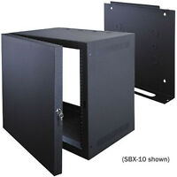 Middle Atlantic Sbx-7 Wall Mount Rack Cabinet 7ru on Sale