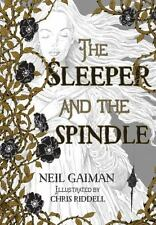 The Sleeper and the Spindle by Neil Gaiman (2015, Hardcover)