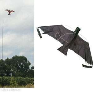 Details about Hawk kite kit Bird scarer Protect Farmers crops comes with 8  meter pole