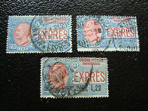 Italy-Stamp-Yvert-and-Tellier-Express-N-2-7-14-Obl-A27-Stamp-Italy
