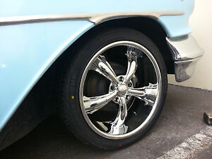 26 inch dcenti dw19 chrome wheels rims tires fit 5 x 120 old school cars ebay. Black Bedroom Furniture Sets. Home Design Ideas