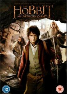 The Hobbit: An Unexpected Journey (DVD / Peter Jackson 2013)