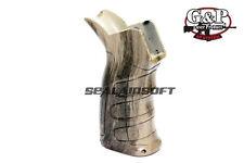 G&P I.A. Slim Ergonomic Pistol Grip For Airsoft AEG (A-Tacs) GP-COP001-AT