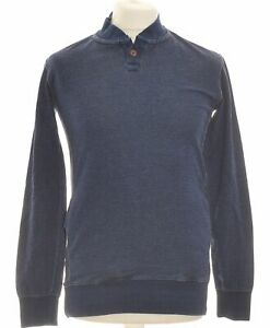 Pull Homme Celio Taille 38 - T2 - M Bleu Homme