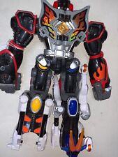 Bandai Gekiranger Power Rangers Jungle Fury DX Geki Fire Master Megazord Figure