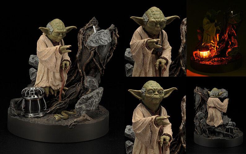 ahorra hasta un 80% Estrella Wars-The imperios Strikes Back-Yoda ArtFX Estatua Estatua Estatua  comprar nuevo barato