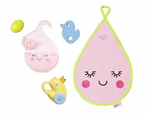 Zapf Creation Baby Born Fun In The Bathroom Accessories Toy Playset