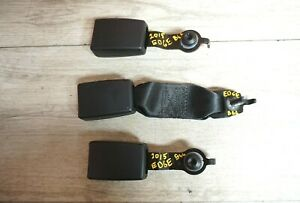 Seat Belt Second Row Back Right Rear Outer Belt Assembly OEM Ford New Old Stock