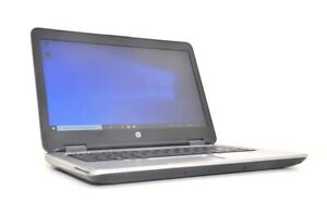 "Ordinateur portable HP ProBook 640 G2 i3-6100U@2,30GHz/16GB/256Go SSD/14""/Win10P"