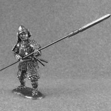 Miniature Toy Medieval 1/32 Japan Samurai Infantry Man Tin Soldiers 54mm