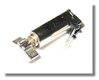 Nokia Cell Phone Micro Motor - 0.04 Oz - 18 Ohm - 1 To 5 V Dc Miniature Motor