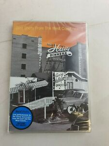 Jazz Shots from the West Coast - Vol 3 - DVD - New & Sealed - Free P&P - VGC