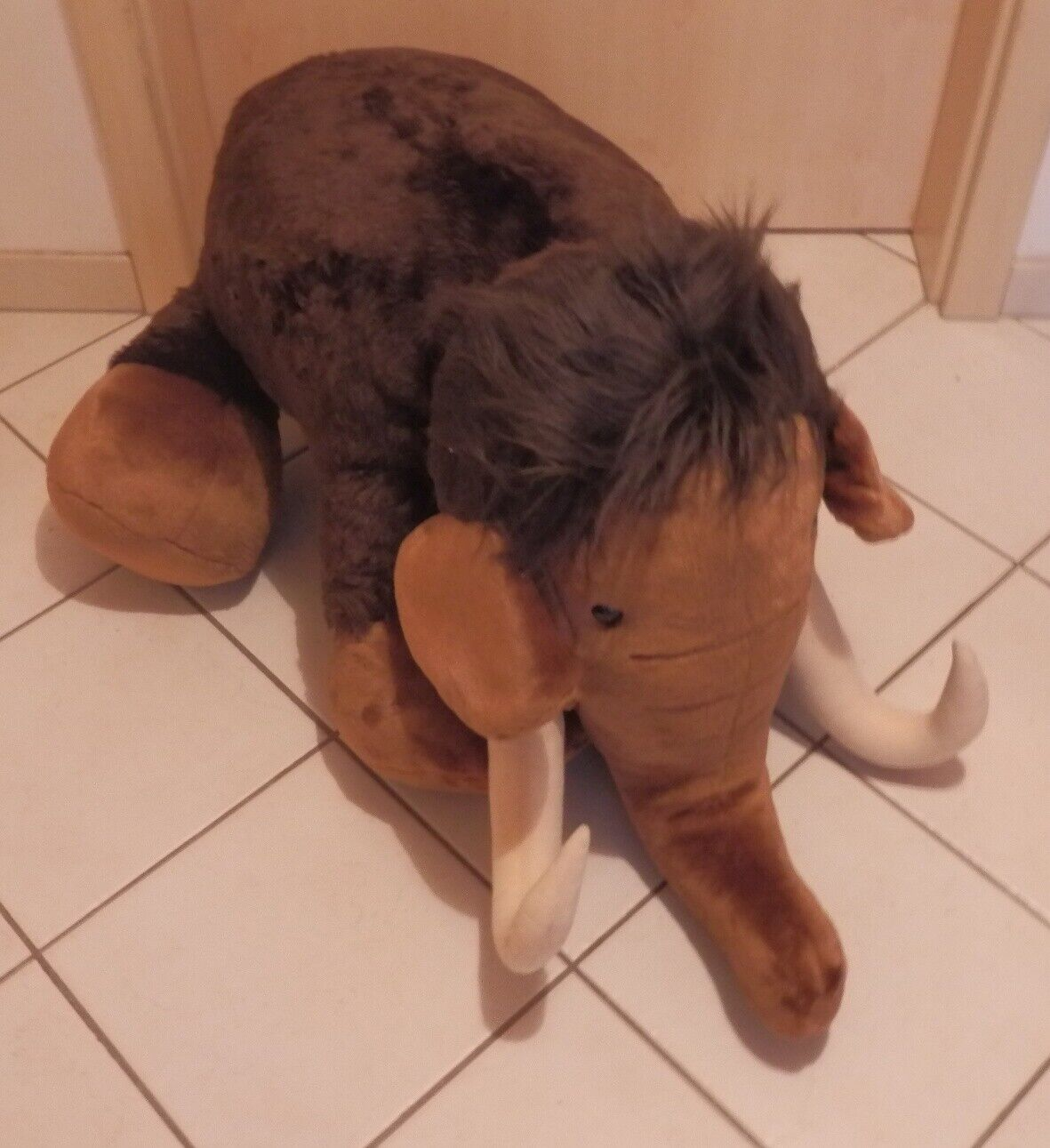 Heunec Mammut XL 951273 Plüschtier Stofftier Braun