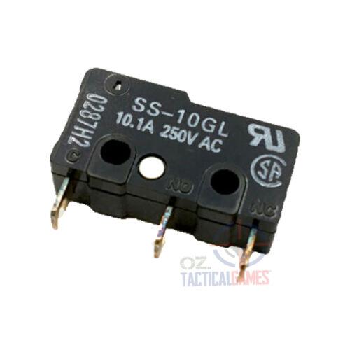 Gen8 Gen9 Ump45 M4A1 Wire Wires 10A AMP OMRON SWITCH JM M4 Gel Balls Blaster AU