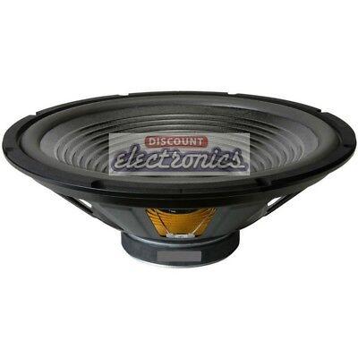 "15"" 300 Watt Subwoofer Replacement Speaker 8 ohm Woofer DJ PA Home Pro Audio"