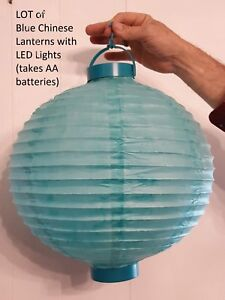 Image Is Loading 13 034 Led Chinese Lantern Lot 5 Large