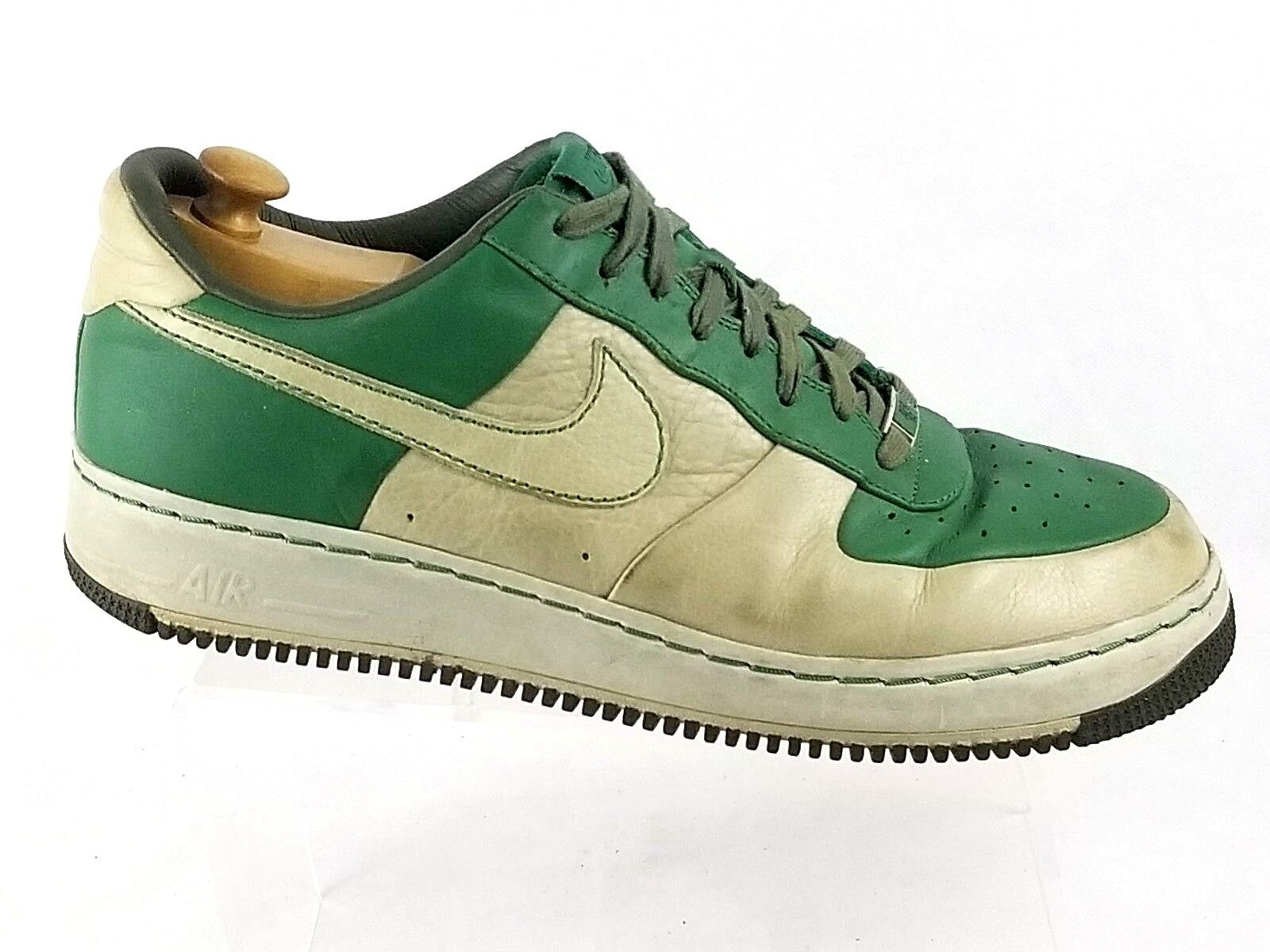 Nike Air Force 1 Supreme Mens Size 13 / 47.5 316077-311 LN2 Green
