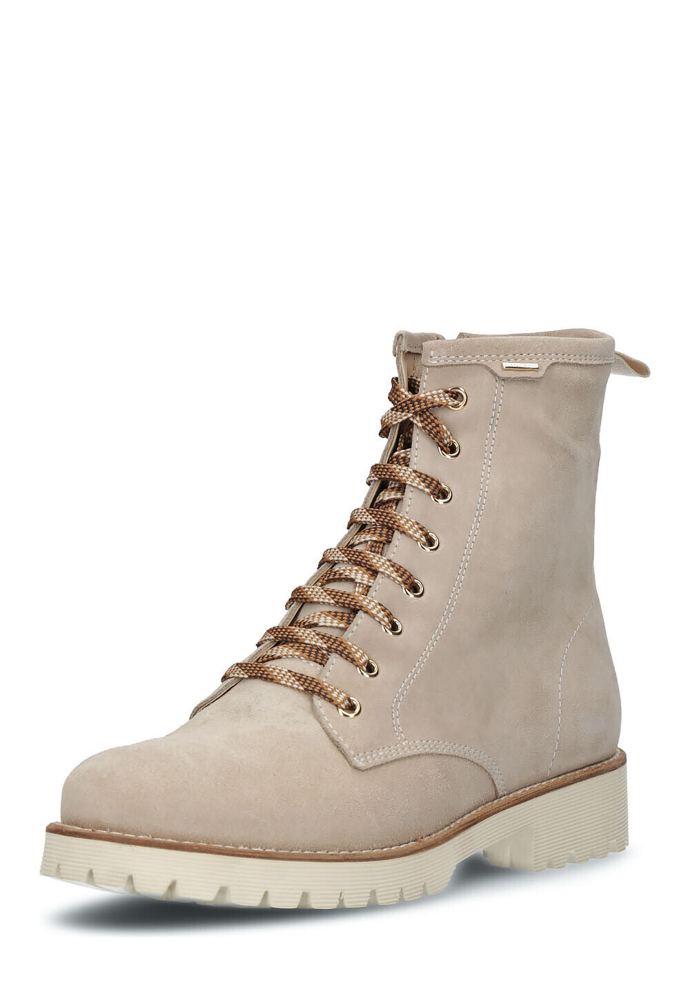 Geox Damen Schuhe Stiefelies hochwertigem Glattleder Größe 36 37